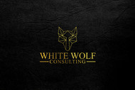 White Wolf Consulting (optional LLC) Logo - Entry #474