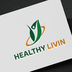 Healthy Livin Logo - Entry #395