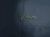 Healthy Livin Logo - Entry #403