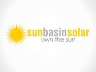 Sun Basin Solar Logo - Entry #41