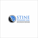Stine Financial Logo - Entry #76