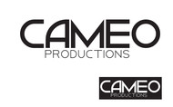 CAMEO PRODUCTIONS Logo - Entry #117