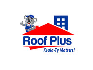 Roof Plus Logo - Entry #254