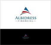 Albidress Financial Logo - Entry #67