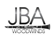 JBA Woodwinds, LLC logo design - Entry #34