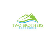 Two Brothers Roadhouse Logo - Entry #121