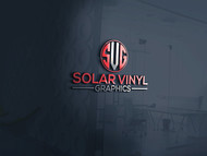 Solar Vinyl Graphics Logo - Entry #335