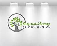Sleep and Airway at WSG Dental Logo - Entry #267