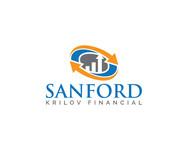 Sanford Krilov Financial       (Sanford is my 1st name & Krilov is my last name) Logo - Entry #328