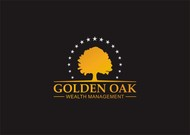 Golden Oak Wealth Management Logo - Entry #128