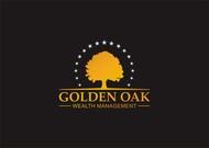 Golden Oak Wealth Management Logo - Entry #128
