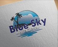 Blue Sky Life Plans Logo - Entry #210
