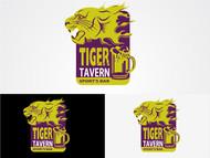 Tiger Tavern Logo - Entry #59