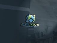 The Air Pro's  Logo - Entry #128