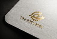Masters Marine Logo - Entry #266