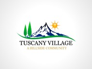 Tuscany Village Logo - Entry #118