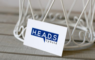 H.E.A.D.S. Upward Logo - Entry #162