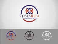 Costa Rica Family Missions, Inc. Logo - Entry #36
