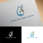 Sterling Hand Clean Logo - Entry #15