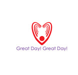Great Day! Great Day! Logo - Entry #12