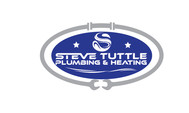 Steve Tuttle Plumbing & Heating Logo - Entry #9