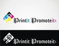 PrintItPromoteIt.com Logo - Entry #202