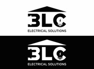 BLC Electrical Solutions Logo - Entry #370