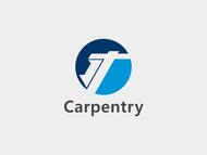 J.T. Carpentry Logo - Entry #35