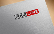 Four love Logo - Entry #32