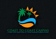 coast to coast canvas Logo - Entry #85
