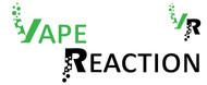 Vape Reaction Logo - Entry #7