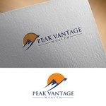 Peak Vantage Wealth Logo - Entry #82