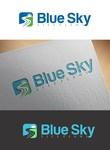 Blue Sky Life Plans Logo - Entry #393