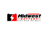 Midwest Battery Logo - Entry #67
