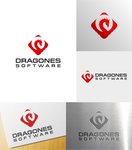 Dragones Software Logo - Entry #180