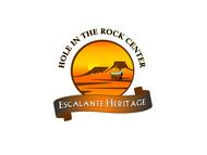 Escalante Heritage/ Hole in the Rock Center Logo - Entry #70
