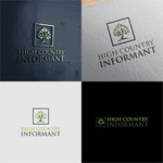 High Country Informant Logo - Entry #187