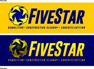 Five Star Logo - Entry #113