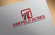 Arkfeld Acres Adventures Logo - Entry #124