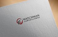 Watchman Surveillance Logo - Entry #289