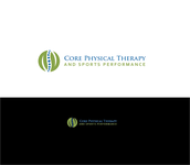 Core Physical Therapy and Sports Performance Logo - Entry #304