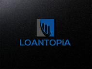 Loantopia Logo - Entry #99