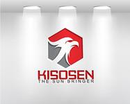 KISOSEN Logo - Entry #367
