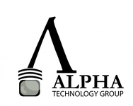 Alpha Technology Group Logo - Entry #123
