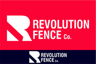 Revolution Fence Co. Logo - Entry #201