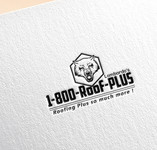 1-800-Roof-Plus Logo - Entry #29