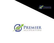 Premier Accounting Logo - Entry #134