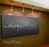 Susan Strauss Design Logo - Entry #173