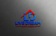 LiveDream Apparel Logo - Entry #41