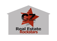 CZ Real Estate Rockstars Logo - Entry #22